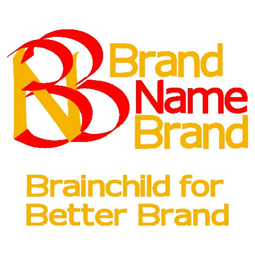 Brandnamebrand Logo Tagline Slogan Domain