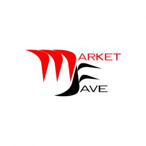 Domain Name: MarketFave.com and its custom vector logo