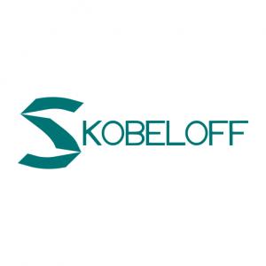 Domain Name: Skobeloff.com and its custom vector logo
