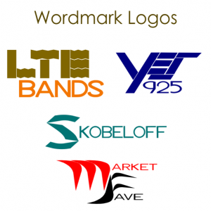 A Wordmark Is Type Of Logo That Uses The Name Brand Business Or Organization In Text Without Any Symbol Popular And Familiar Examples Are Ebay